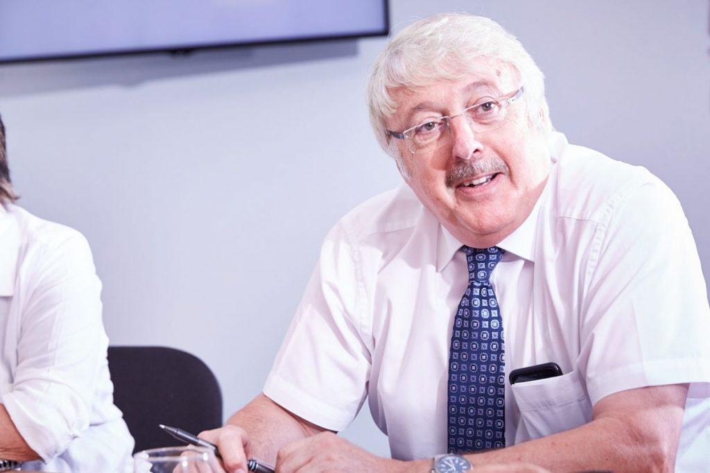 John McGregor Retires