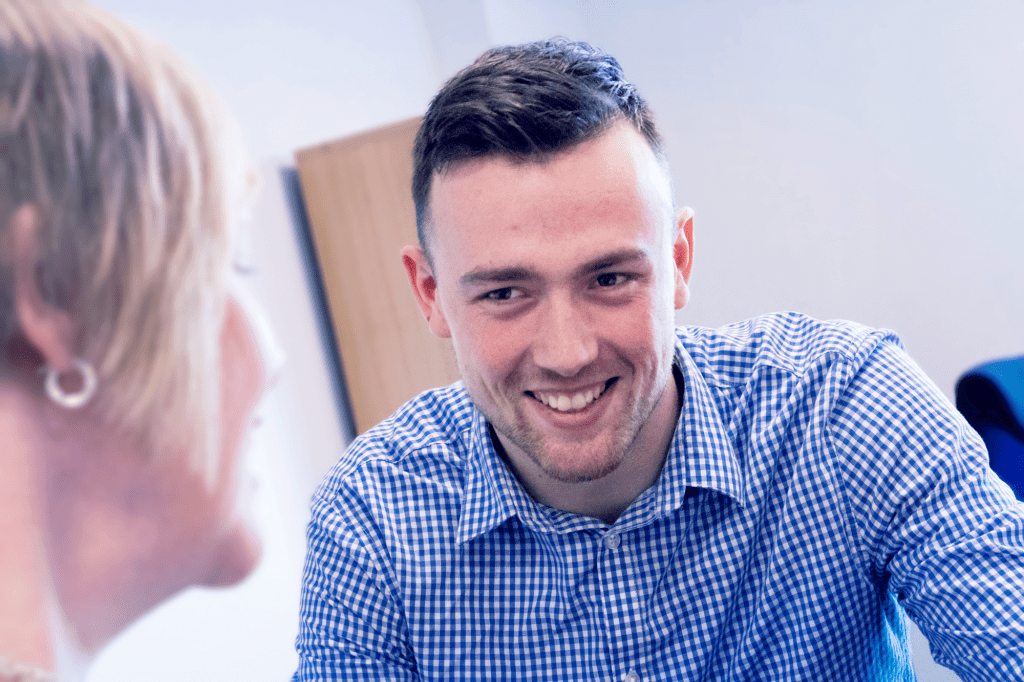 Reece Hughes - Key Account and Professional Services Manager